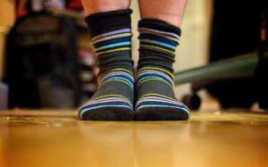 Kényelmes pamut zokni