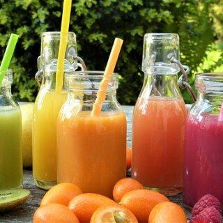 Ízletes gyümölcslevek
